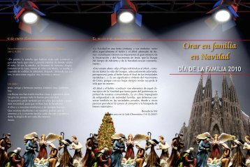 Tríptico - Conferencia Episcopal Española
