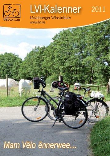 bed+bike Luxembourg - lvi.lu | Lëtzebuerger Vëlos-Initiativ