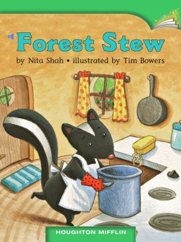 Lesson 21:Forest Stew
