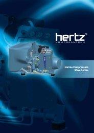 Marine Compressors Wave Series - Hertz-Kompressoren