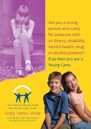 Respite care for young carers - East Ayrshire Council