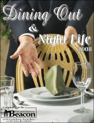 Dining Out - The DeLand Beacon