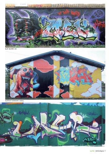 Legal Walls   Bad Taste Magazine 9 Jayn AOS LGA ... - Allcity