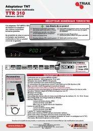 TTR 310 - Triax