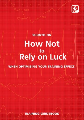 Rely on Luck - Suunto