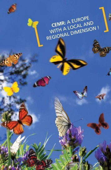 a europe with a local and regional dimension - Council of European ...