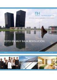 Informe de Responsabilidad Social Corporativa correspondiente al ...