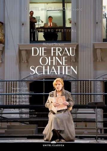 DIE FRAU OHNE SCHATTEN - C Major Entertainment