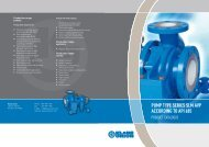 SLM AVP - Sealless Magnetic Drive Pumps