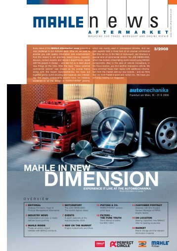 MAHLE IN NEW