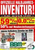 OFFIZIELLE HALBJAHRES- INVENTUR! - MalchinCard - Seite 3