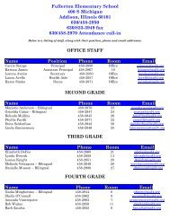 Staff Directory 2012-2013.pdf - Addison School District #4