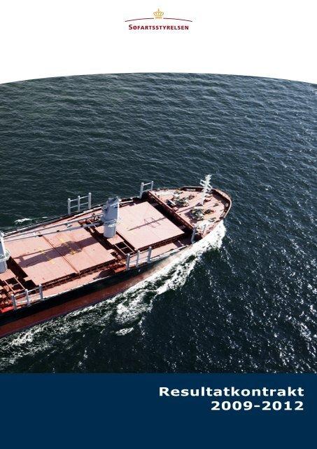 Resultatkontrakt 2009-2012 - Søfartsstyrelsen