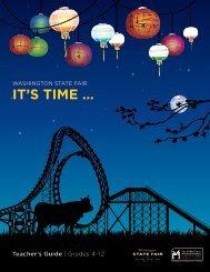 2013 Washington State Fair Teacher's Guide - NWsource
