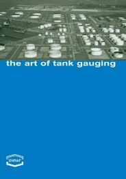 The Art of Tank Gauging