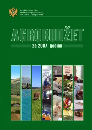 Agrobudžet - AMIS