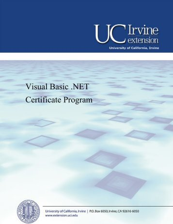 vb net 2010 tutorial for beginners with examples pdf