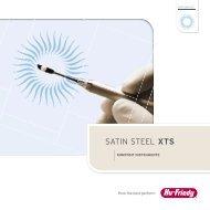 Satin Steel XTS Komposit-Instrumente - Hu-Friedy