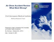 Airshow Accident Review: What Went Wrong?