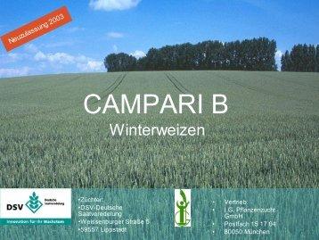 CAMPARI B - IG Pflanzenzucht