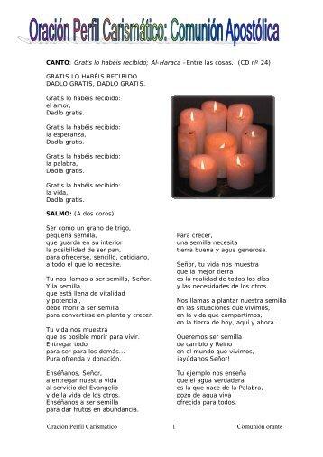 Oración Comunión Apostólica pdf - Religiosas Filipenses Hijas de ...
