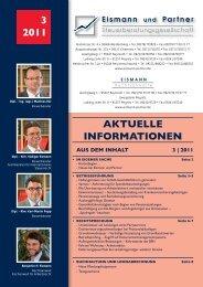 3-2011 PDF - EISMANN Rechtsanwälte