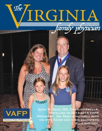 Fall 2013 - Virginia Academy of Family Physicians