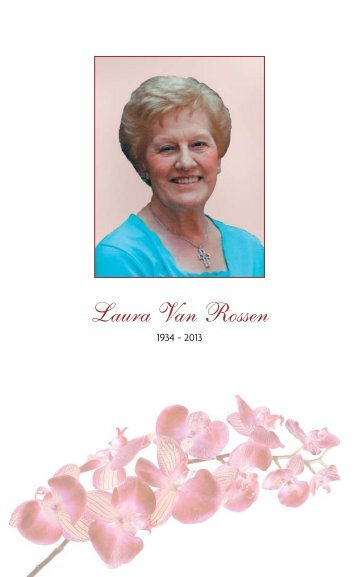 Van Rossen Laura rouwkaart WEB zonder.pdf - Rouwcentrum ...