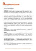 Informatiedocument - Hardinxveld Giessendamse Reddingsbrigade - Page 3