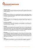 Informatiedocument - Hardinxveld Giessendamse Reddingsbrigade - Page 4