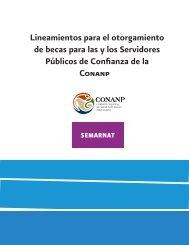 Lineamientos para el otorgamiento de becas para ... - spc .::. conanp