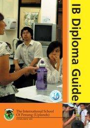IB Diploma Guide - The International School Of Penang