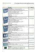 Komplet brandsikringsprogram - Schneider Electric - Page 6