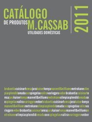 Spigelau - Grupo M.CASSAB