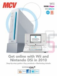 Get Online With Wii And Nintendo DSi In - MCV