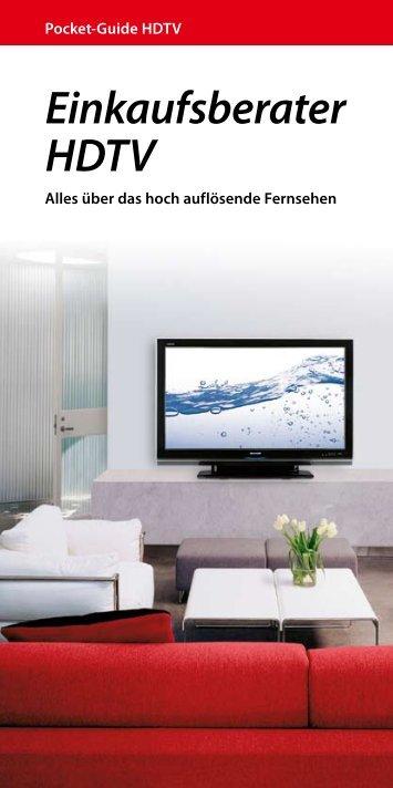 Einkaufsberater HDTV