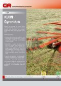 KUHN Gyrorakes - Interstate Tractor - Page 2