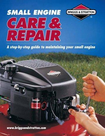 Care and Repair