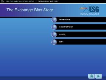 The Exchange Bias Story