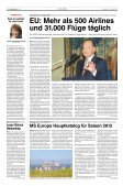 Luftfahrt: Am Himmel droht ein Handelskrieg - MediaNET.at - Seite 2