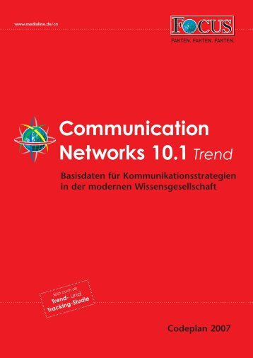 Communication Networks 10.1 Trend - FOCUS MediaLine