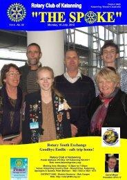 Vol 8-02-July 16 - Katanning Rotary Club