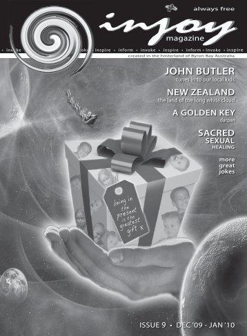 Issue 09 - InJoy Magazine