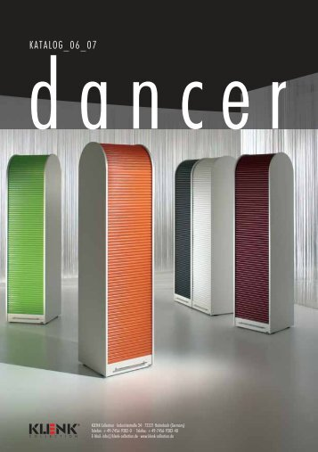 DANCER Mitnahmeprogramm