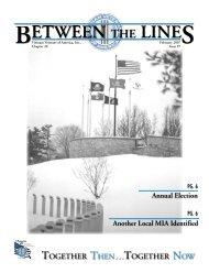 February 2007 - Vietnam Veterans of America - Chapter 20