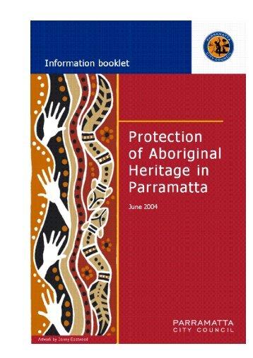 Aboriginal Heritage - Parramatta City Council