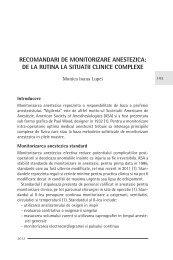 Monitorizarea anestezica.pdf - ati | anestezie terapie intensiva