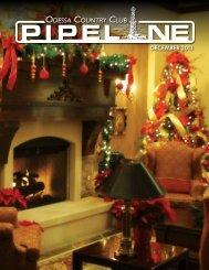 December 2011 Pipeline - Odessa Country Club