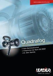 Broschüre Quadrafog Hohlstrahlrohre zp01 001 de2 ... - Leader GmbH