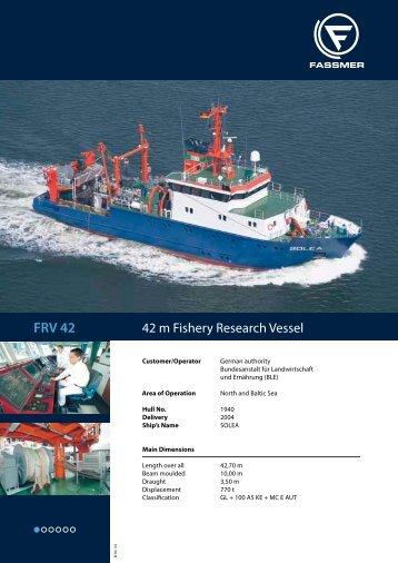 FRV 42 - Fr. Fassmer GmbH & Co. KG